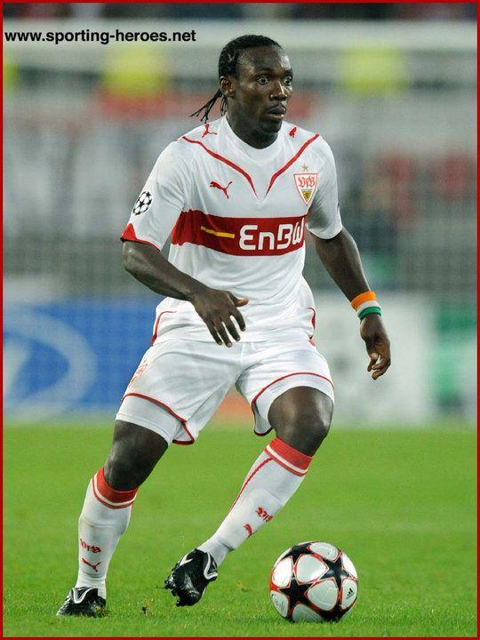 Arthur Boka - VFB Stuttgart - UEFA Champions League 2009/10