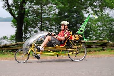 Recumbent Bicycle Plans