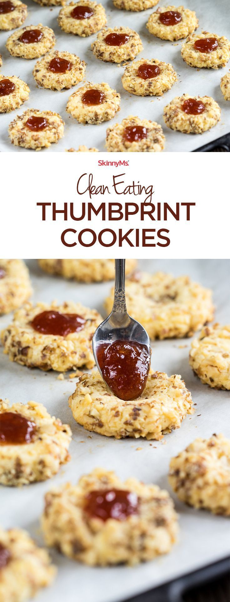 1000+ ideas about Thumbprint Cookies on Pinterest | Cookies, Cookie ...
