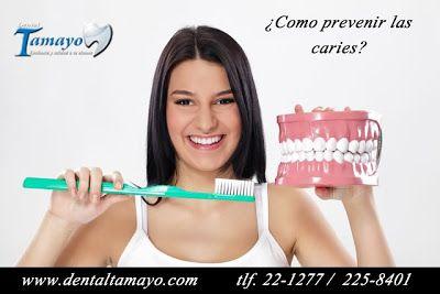 Todas tus preguntas acerca de ¿Como prevenir las caries? está en Dental Tamayo