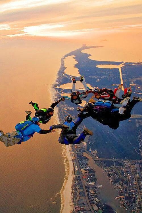#Skydiving #paracaidismo