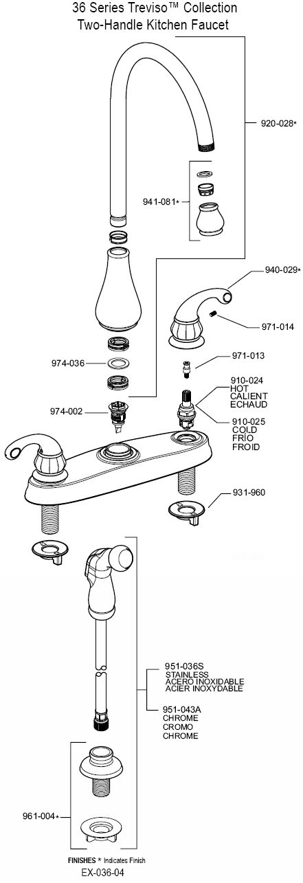 Best 25 Faucet Parts Ideas On Pinterest How To Repair