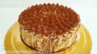 Torta Tiramisù. da cenerentola in cucina su Akkiapparicette