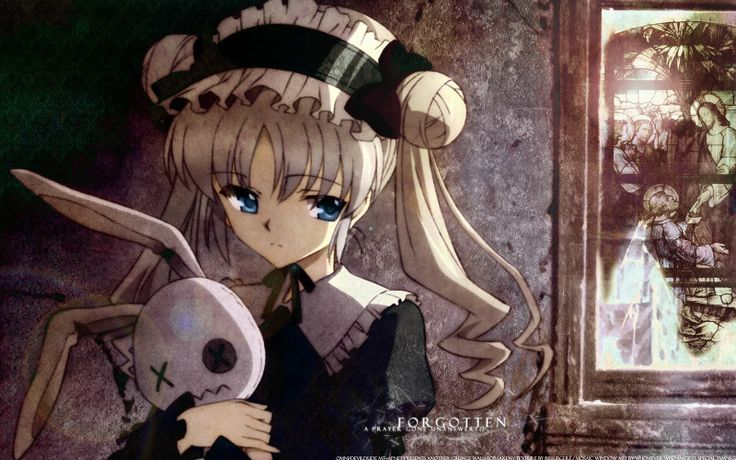 17 best ideas about gothic anime on pinterest gothic - Dark anime couples ...