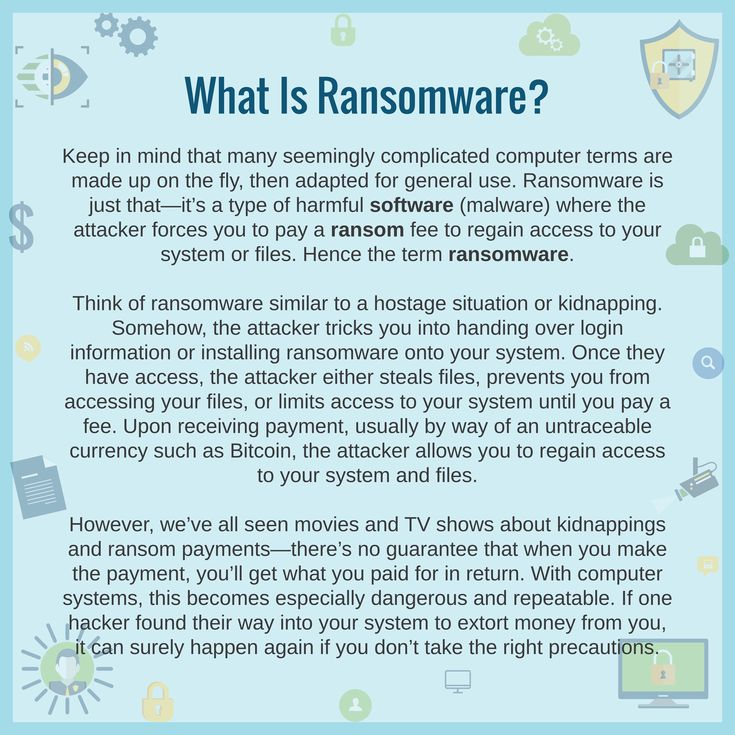 Curious about ransomware? Learn about the common types of