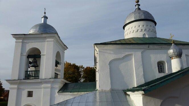 Изборская крепость.