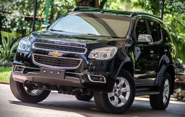 Chevrolet Trailblazer 2016 Price Philippines Chevrolet Trailblazer Chevrolet Trailblazer