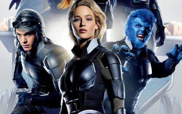 X-Men Apocalypse Cast wallpapers