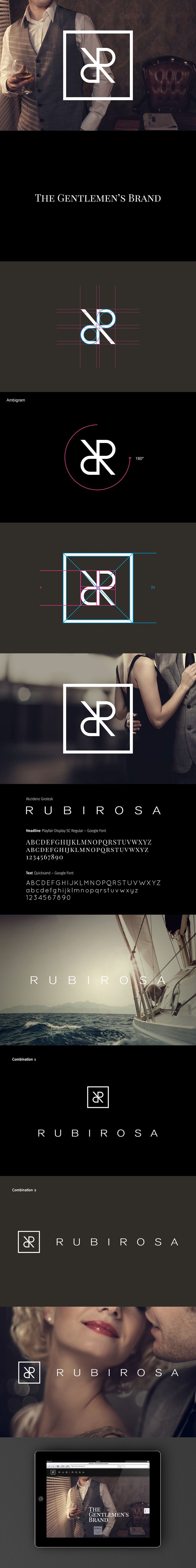 Branding Concept for Rubirosa – a new brand for Gentlemen only. Rubirosa sells very special products for men like cool Shoes, marvellous weekender bags or stunning carving skis. Adicto has created the brand and brand culture, as well as a one page scrolle…