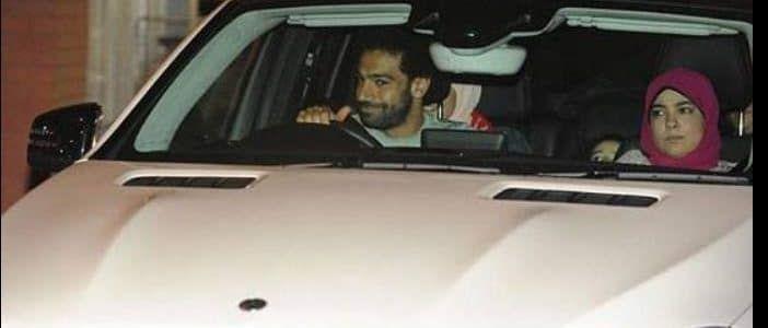 المصريون يفسرون سر غضب زوجة محمد صلاح في السيارة Car Suv Vehicles