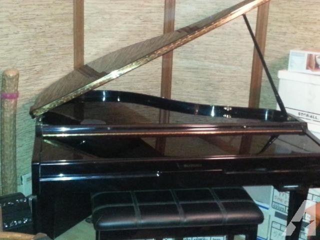 SUZUKI GP-3 MINI-GRAND DIGITAL PIANO for Sale in Hayward, California Classified   AmericanListed.com