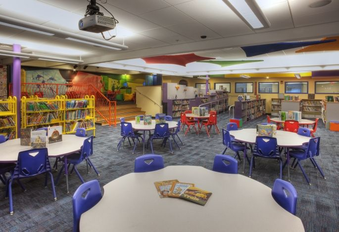 Classroom Library Design : Best iusd library spaces images on pinterest
