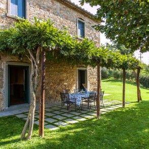 Tuscany Villa rental walking distance to Cortona