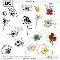 Flowerfun by Centani Designs