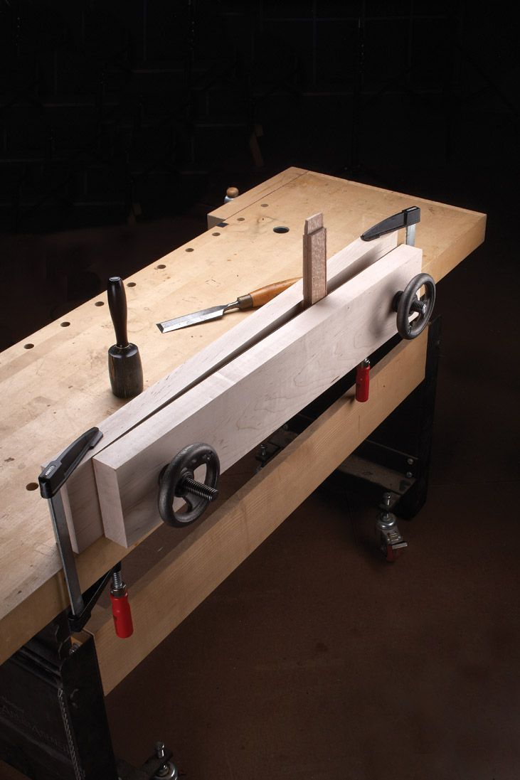 Benchcrafted glide leg vise hardware lee valley tools - Tool Test Benchcrafted Double Screw Moxon Vise