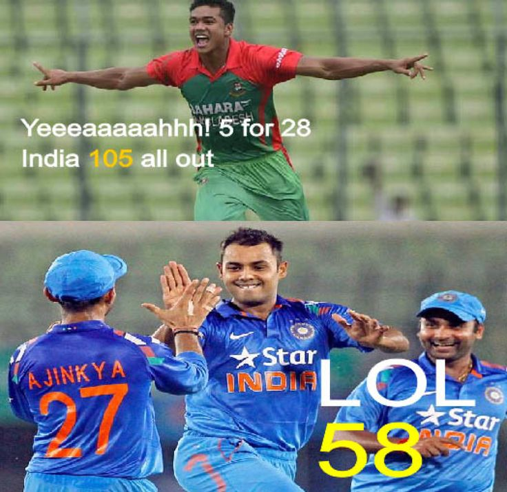 Ind vs Ban ODI series 2014 | second one day international
