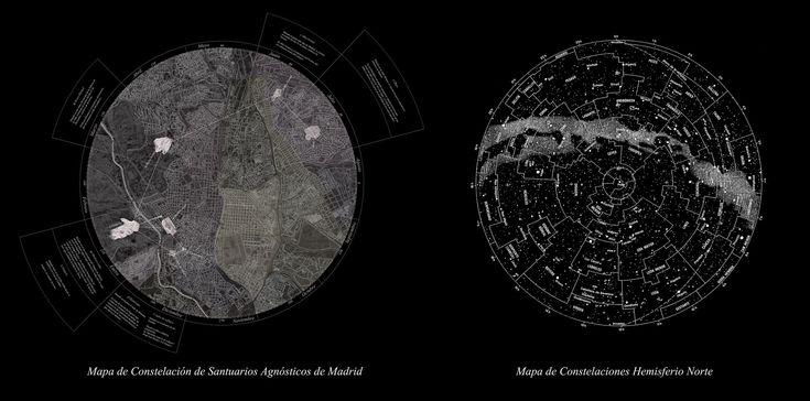 Galería de Constelación de Santuarios Agnósticos, siete intervenciones para reflexionar en Madrid - 1