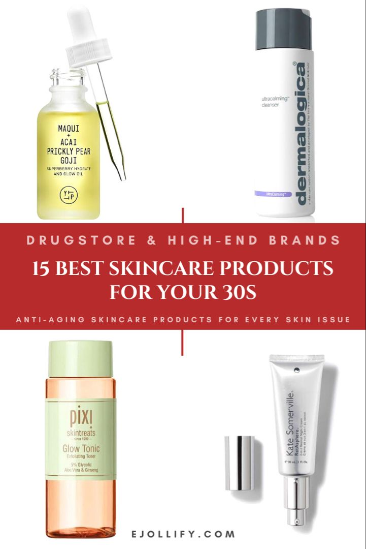 Best Skincare Products For 30s Anti Aging Skincare For Aging Skin In 2020 Skin Care Anti Aging Skincare Routine Best Skincare Products