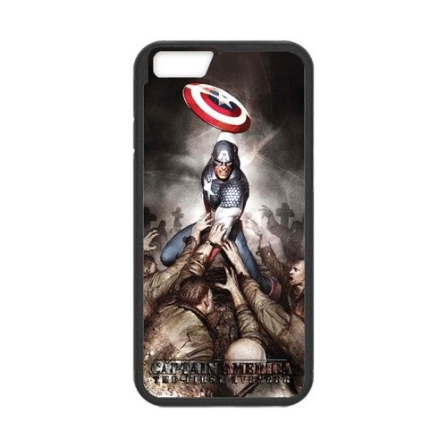 captain america the first avengers apple iphone 6 case cover