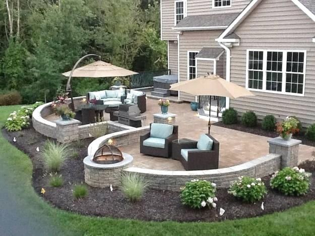 50 Best Backyard Landscaping Designs Ideas In 2020 Backyard
