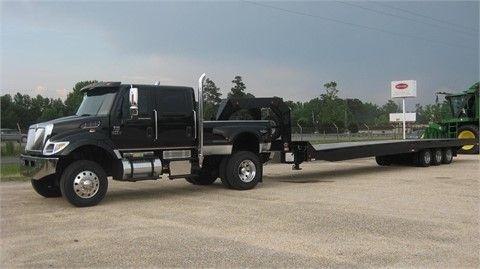 2004 INTERNATIONAL CXT Medium Duty Trucks - Pick-Up Trucks For Sale At TruckPaper.com NC 15950 m, 109500