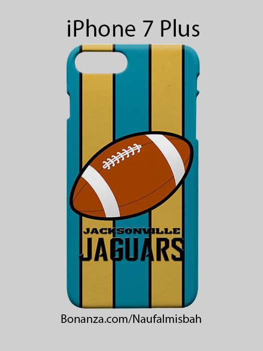 Jacksonville Jaguars Inspired iPhone 7 PLUS Case Cover