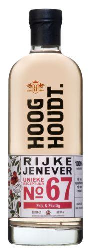 Hooghoudt Rijke Jenever no. 67