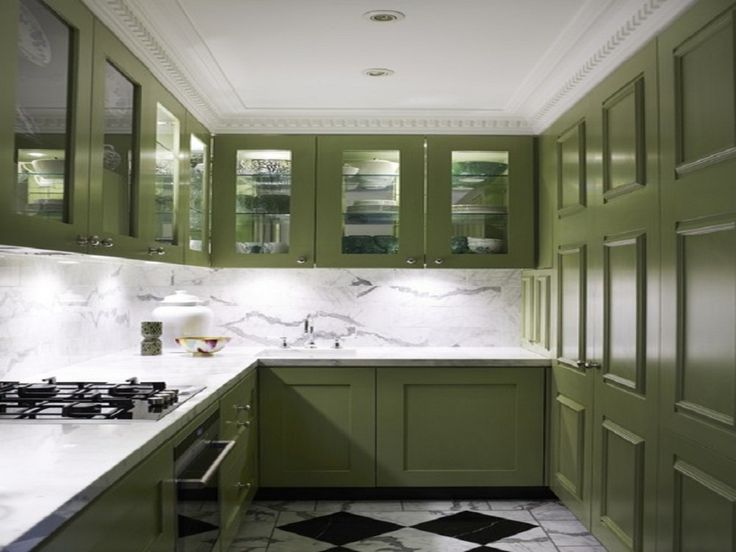 Top 25 ideas about olive green kitchen on pinterest - Olive green kitchen ideas ...