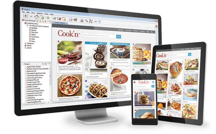 This software is a great way to organize your recipes. Cook'n Recipe Organizer (Review + Giveaway)