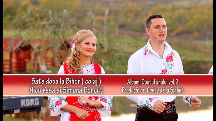 Simona Boncut & Nicu Vesa - Bate doba la bihor (Album 2013)