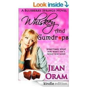Whiskey and Gumdrops by Jean Oram http://www.amazon.com/Whiskey-Gumdrops-Blueberry-Springs-Contemporary-ebook/dp/B00GCDODSE