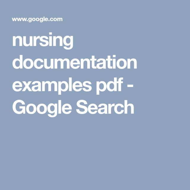 Best 25+ Nursing documentation examples ideas on Pinterest - is receival a word