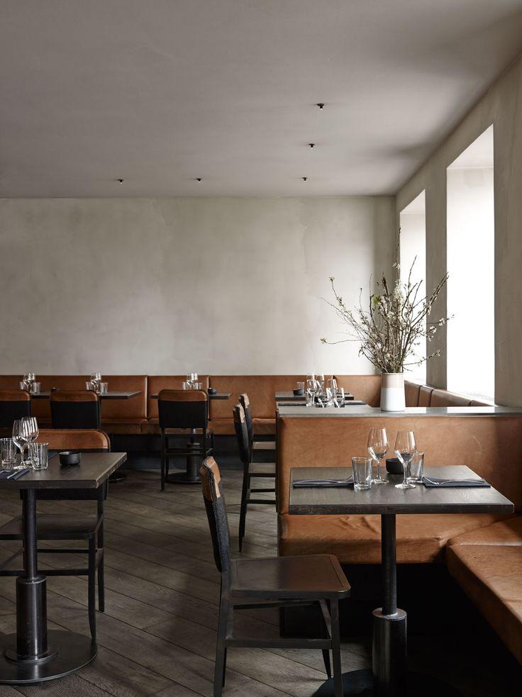 Musling Restaurant In Copenhagen Denmark By Space