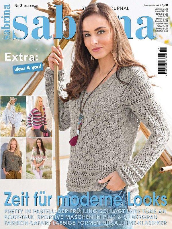 168 best crochet revistas images on Pinterest | Crochet magazine ...