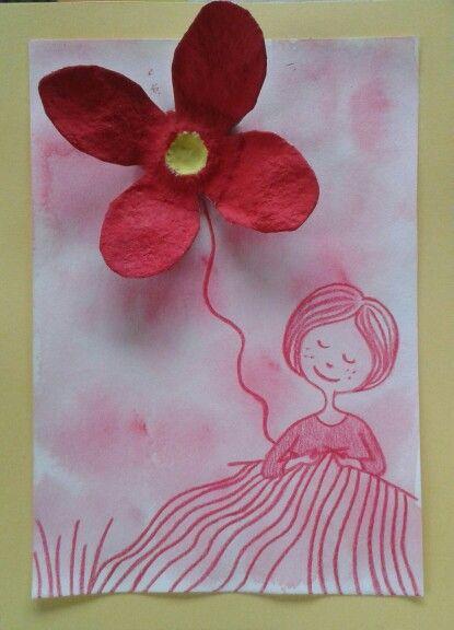 La tessitrice di fiori