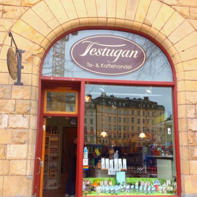 Testugan, Odengatan 75 Stockholm