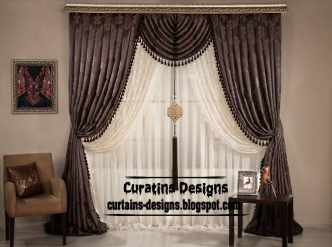 Drapery Designs For Living Room Magnificent 93 Best Drapery Designs Images On Pinterest  Beautiful Curtains Design Inspiration