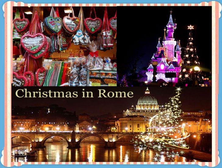 Χριστούγεννα στο εξωτερικό με τα παιδιά