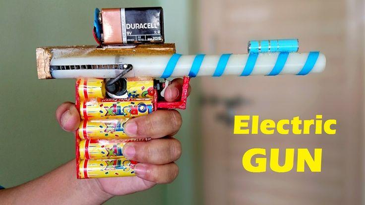 Cómo hacer una pistola eléctrica