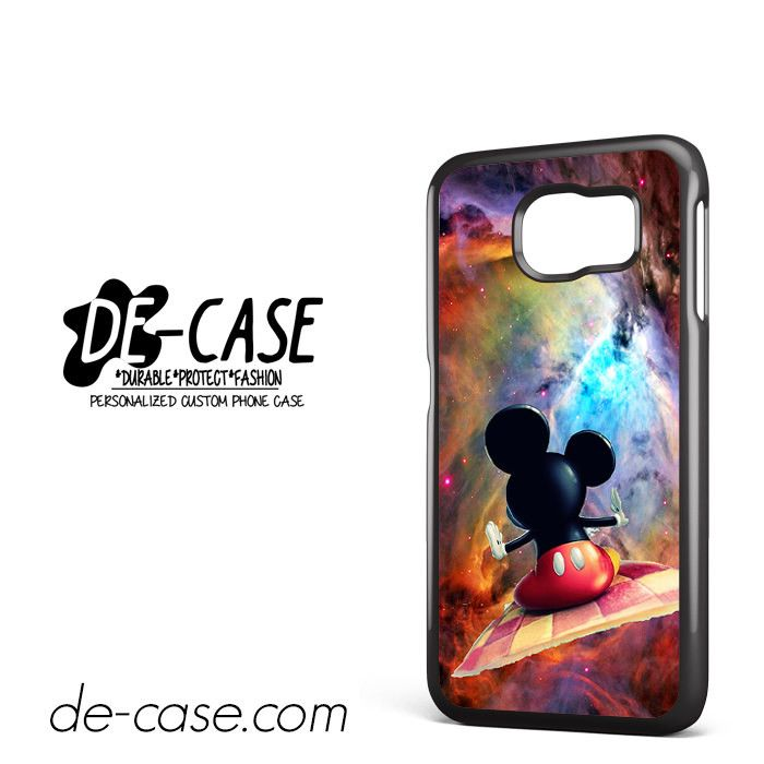 Mickey Mouse Flying With Carpet DEAL-7204 Samsung Phonecase Cover For Samsung Galaxy S6 / S6 Edge / S6 Edge Plus