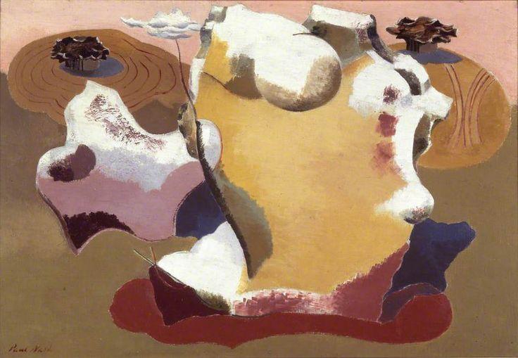 Landscape of the Megaliths  Paul Nash (1889–1946)  British Council Collection