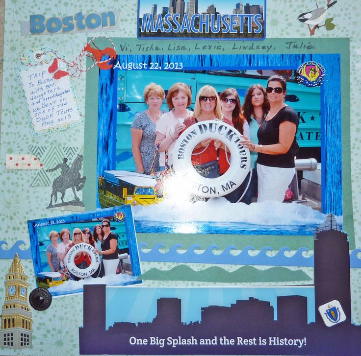 Boston Vacations Ideas: 17 Best Images About Boston Scrapbooking Ideas On