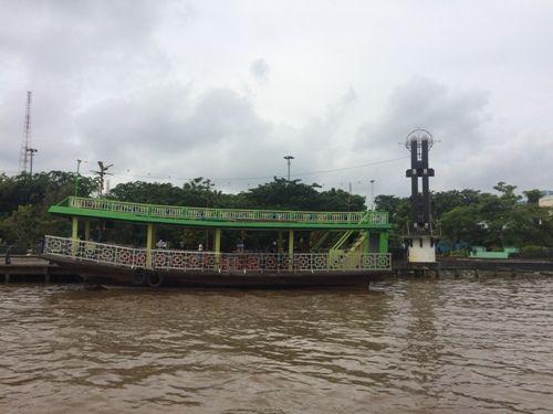 Kapal wisata sungai kapuas, by rental mobil