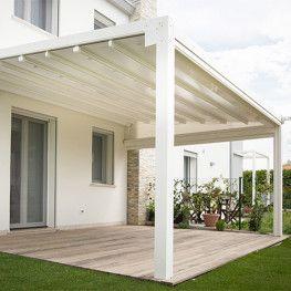 pergola-toile-retractable-KE-A4 - aménagement terrasse - idée jardin - Caspar Alsace