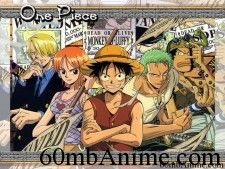 It was a time when pirates ruled the seas. Several bands of pirates were battling over the great hidden treasure, One Piece, which was left by the now legendary pirate captain, Gold Roger. There was a young boy who admired the pirates, his name was Monkey D. Luffy. One day, he mistakenly eats...