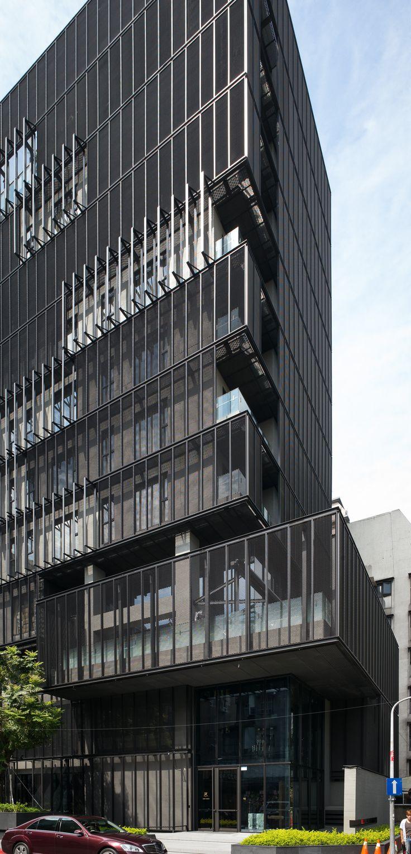 HOTEL PROVERBS TAIPEI, Architecture | Hotel architecture ...