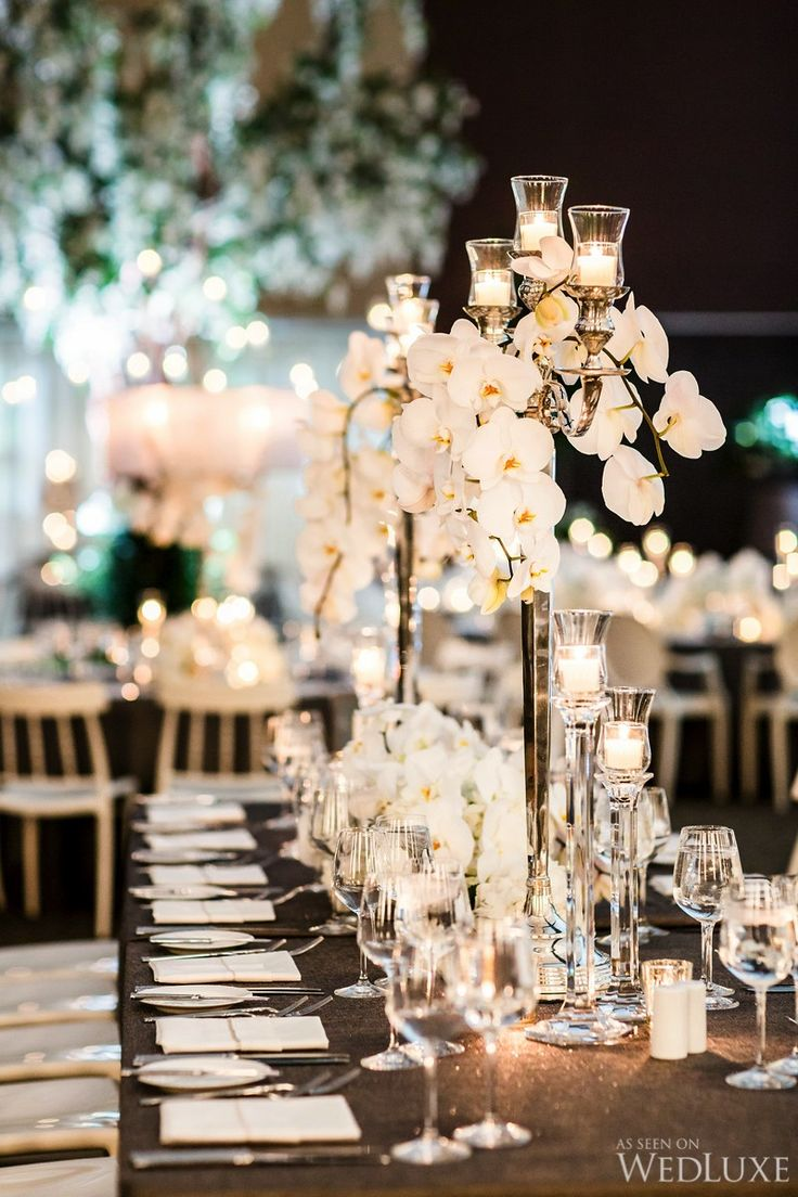 WedLuxe– An Elegant and Timeless Wedding | Photography by: Ikonica Follow @WedLuxe for more wedding inspiration!