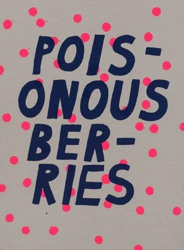 Polka dots + lettering
