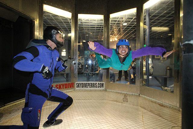Indoor Skydiving Los Angeles | Skydive Perris
