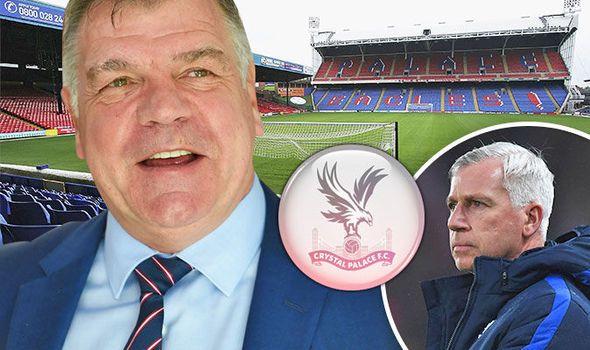 Confirmed: Sam Allardyce succeeds Alan Pardew as Crystal Palace boss